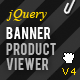 jQuery Homepage Banner Slideshow / Product viewer