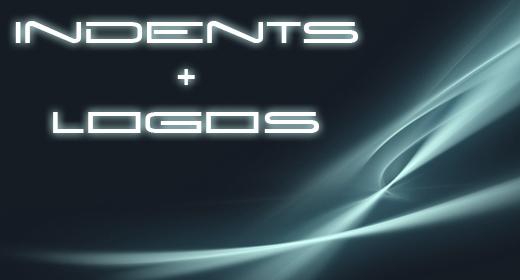 Indents & Logos