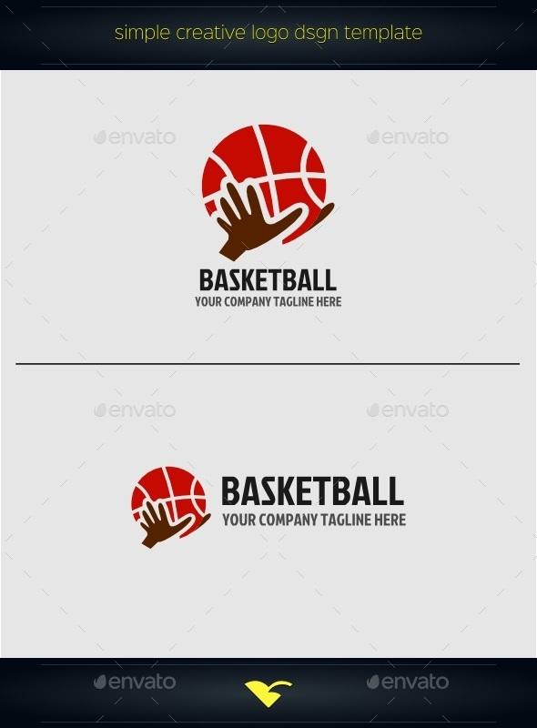 GraphicRiver Basketball Logo 10411745