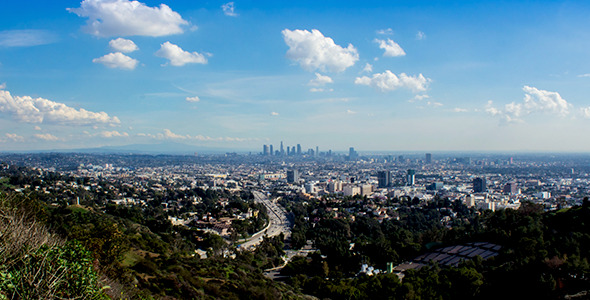 Los Angeles And Hollywood