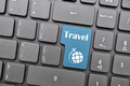 Travel key on keyboard - PhotoDune Item for Sale