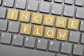 Income flow key on keyboard - PhotoDune Item for Sale