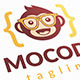 Monkey Code Logo - GraphicRiver Item for Sale