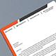 Corporate Letterhead Design - GraphicRiver Item for Sale