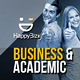 HappyBiz Beta | Business & Academic Presentation - GraphicRiver Item for Sale