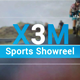 x3m - Sports Showreel - VideoHive Item for Sale