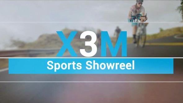 x3m Sports Showreel