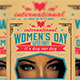 Women's Day Party Flyer - GraphicRiver Item for Sale