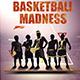 Basketball Madness - GraphicRiver Item for Sale