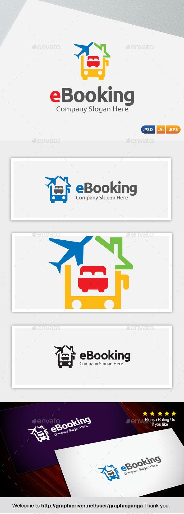 GraphicRiver e-Booking 10416608
