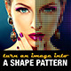 Turn an Image into a Shape Pattern - GraphicRiver Item for Sale