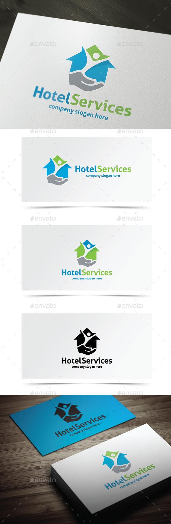 GraphicRiver Hotel Services 10417437