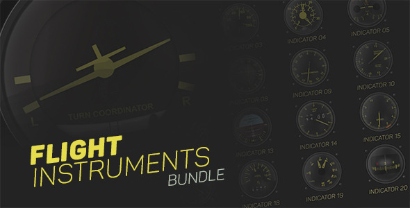 Flight Instruments Pack