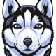 Siberian Husky - GraphicRiver Item for Sale