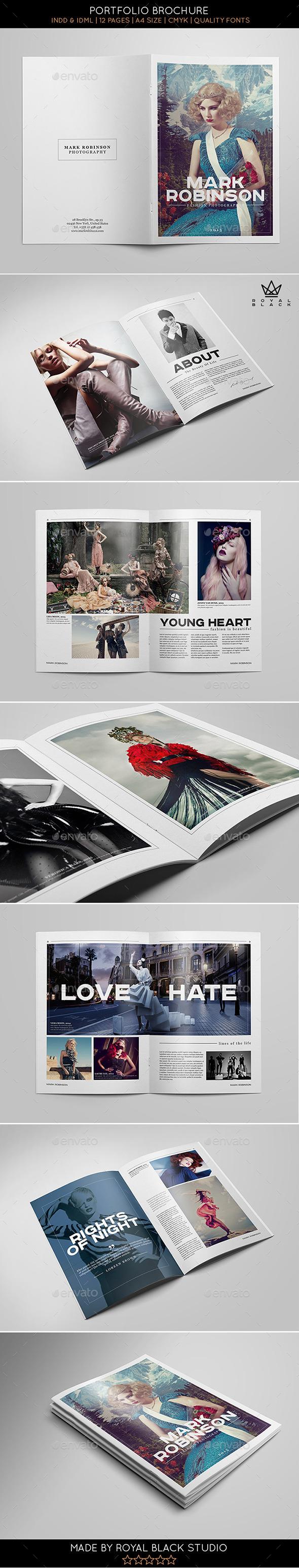 GraphicRiver Portfolio Brochure Vol.6 10417784