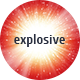 Explosive Backgrounds - GraphicRiver Item for Sale