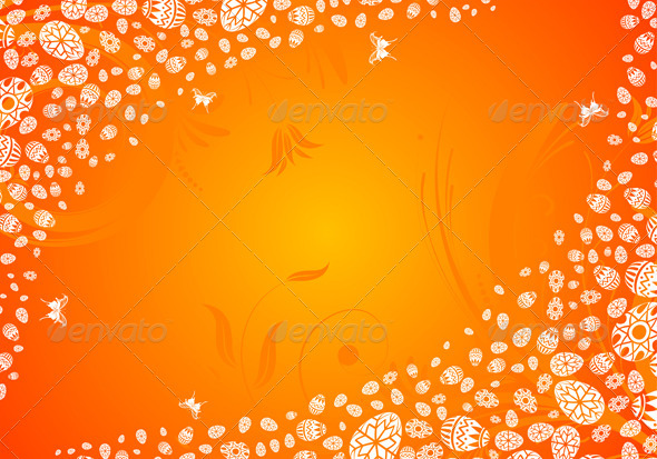 Graphic River Easter background Vectors -  Conceptual  Seasons/Holidays  Miscellaneous 1049979