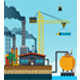 Industrial Factory - GraphicRiver Item for Sale