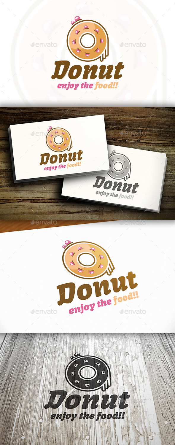 GraphicRiver Sweet Shop Logo 10418929