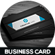 CreativeCard Business Card V-02 - GraphicRiver Item for Sale