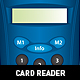 Bank Card Reader - GraphicRiver Item for Sale
