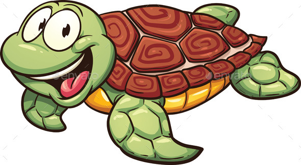 GraphicRiver Sea Turtle 10419140