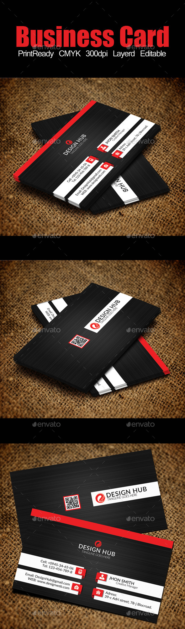 GraphicRiver Business Card 10369404