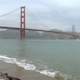 Shore View Of Golden Gate - VideoHive Item for Sale