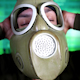 Person Wearing Gasmask 8 - VideoHive Item for Sale