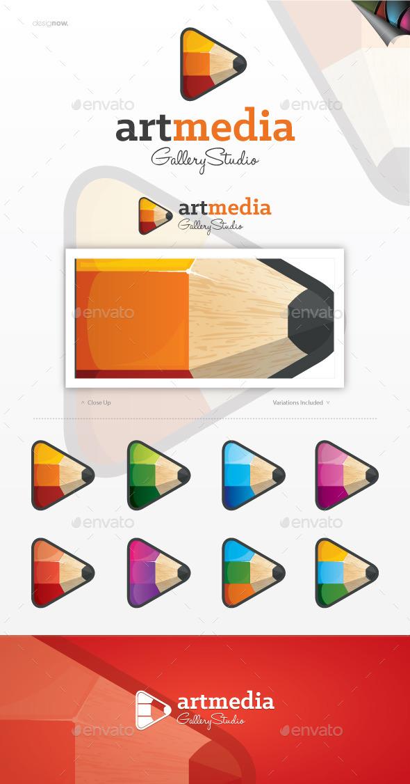 Art Media Logo