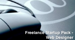 Freelance Start Up Pack - Web Designer