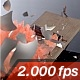 Christmas Ball Gets Destroyed By A Mousetrap 1 - VideoHive Item for Sale