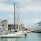 Barcelona Port Harbour Boats Mediterranean 1 - VideoHive Item for Sale