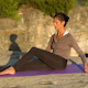 Yoga Poses, Amazing Location, Mountain Clifftop 2 - VideoHive Item for Sale