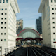 Train Canary Wharf In London, Docklands Light Railway 7 - VideoHive Item for Sale