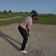 Golf Bunker Swing Mexico Luxury 2