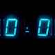 Led Time Clock Counter 21 - VideoHive Item for Sale