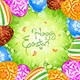 Easter Eggs and Grass - GraphicRiver Item for Sale
