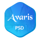 Avaris | Multipurpose PSD Template