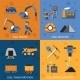 Coal Industry Set - GraphicRiver Item for Sale