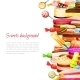 Sweet Food Background - GraphicRiver Item for Sale