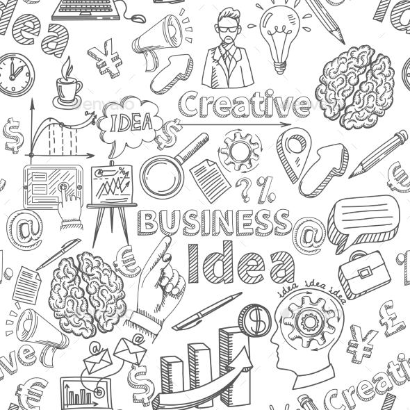 GraphicRiver Creative Background Seamless 10426620