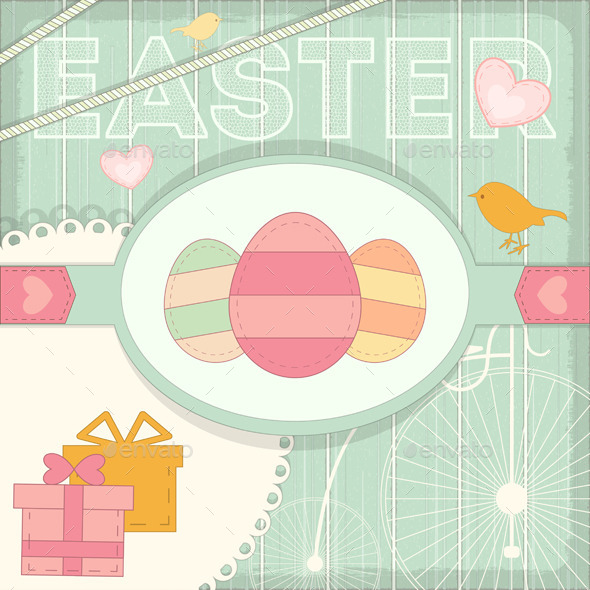 GraphicRiver Easter 10426621