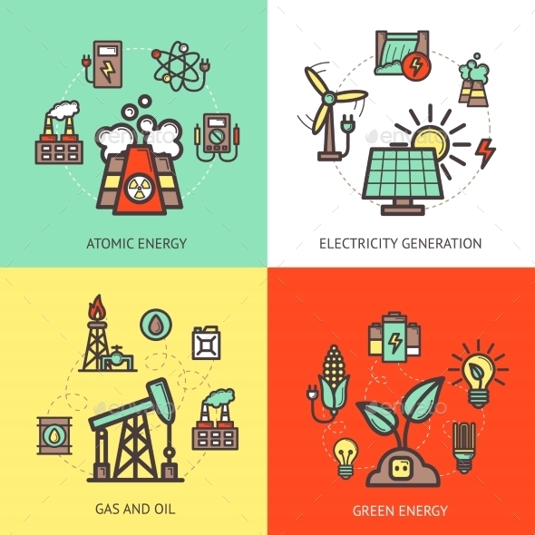 GraphicRiver Energy Design Concept 10426725