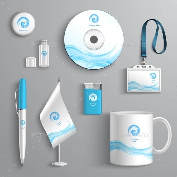 GraphicRiver Corporate Identity Design 10426968