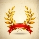 Laurel Wreath Realistic - GraphicRiver Item for Sale