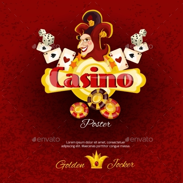 GraphicRiver Casino Poster Illlustration 10427238