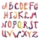 Hand Drawn Alphabet - GraphicRiver Item for Sale