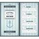 Seafood Menu Design - GraphicRiver Item for Sale
