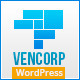 Vencorp | Responsive Multi-Purpose WordPress theme - ThemeForest Item for Sale